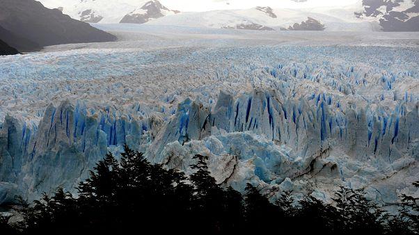 Αυτοψία του euronews στον παγετώνα της Παταγονίας