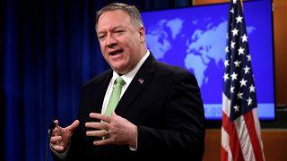 """بومبيو يحذر إيران من """"رد حاسم"""" في حال هاجمت أهداف أمريكية في العراق"""