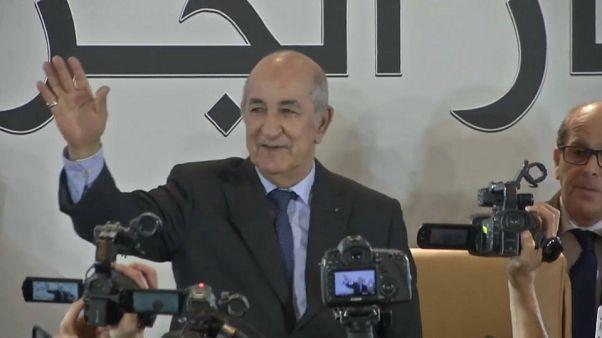 """Argelia entra en la """"era Tebboune"""" como salió de la """"era Buteflika"""""""