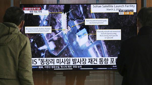 کره شمالی: یک آزمایش حیاتی دیگر در مرکز پرتاب ماهواره انجام دادیم