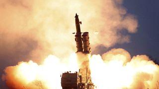 Kuzey Kore füze fırlatma denemeleri