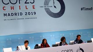 Watch again: COP25 talks end with no deal on carbon markets