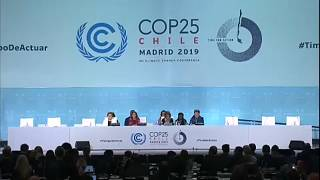 COP25: Klimaverhandlungen gehen in die Verlängerung
