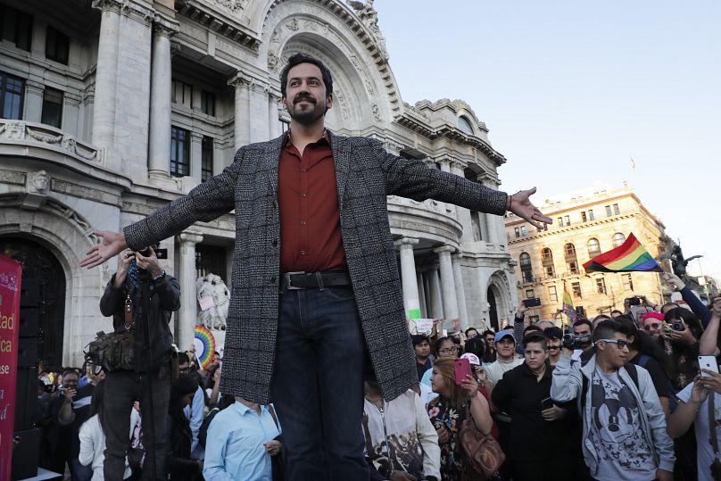 AP Photo/Marco Ugarte