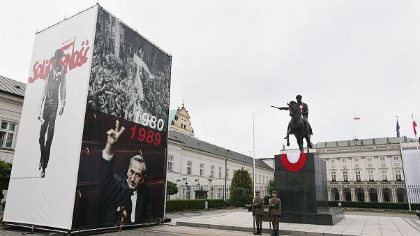 A kommunizmus összeomlása Lengyelországban