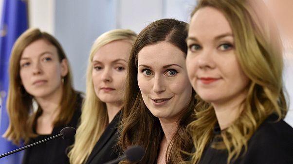 دولت ائتلافی فنلاند؛ وقتی زنان جوان قدرت را در دست میگیرند