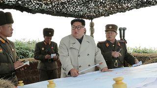 Nordkorea meldet Test auf Satelliten-Startanlage