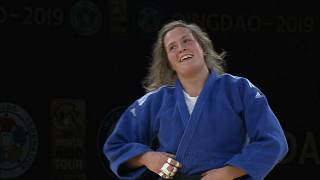World Judo Masters: Fransa ve Hollanda turnuvaya damgasını vurdu