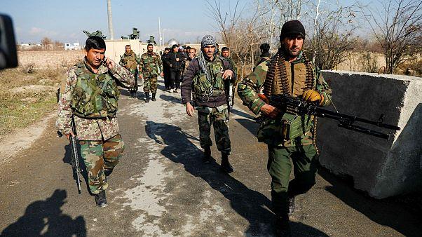ولایت غزنی؛ طالبان ۹ سرباز ارتش افغانستان را کشت