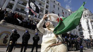 وسط العاصمة الجزائر