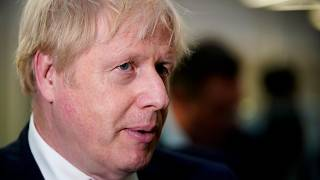 Boris Johnson visits north-east England in lap of victory