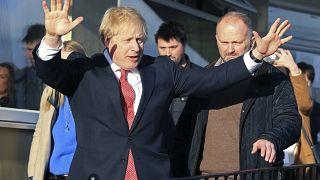 İngiltere Başbakanı Boris Johnson