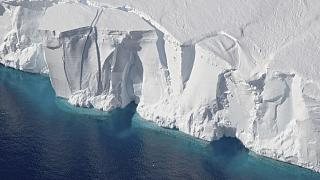 Antarktika dünya üzerinde sıcaklık artışının en fazla hissedildiği bölge