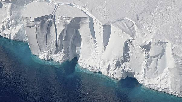 File photo: Melting Antarctica