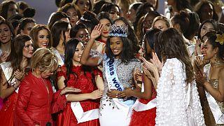 Miss Mundo vem da Jamaica