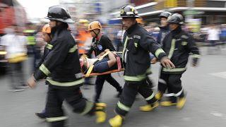 Filipinler 6.8 büyüklüğünde depremle sarsıldı