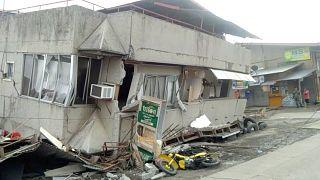 زلزال بقوة 6,8 درجات يضرب جنوب الفلبين
