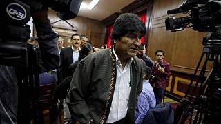 Eski Bolivya Devlet Başkanı Morales'e yakalama emri