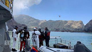 Yeni Zelanda'daki yanardağ patlamasında ölenlerin sayısı arttı