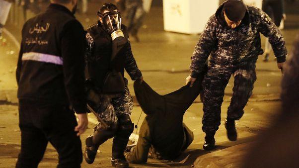 Crise au Liban : de nouveaux heurts entre la police et les manifestants