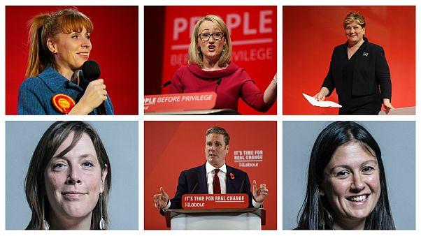 گزینههای مطرح برای رهبری حزب کارگر بریتانیا چه کسانی هستند؟