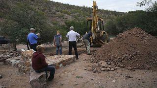 Meksika'da toplu mezar daha bulundu: En az 50 kişinin kimlik tespit çalışmaları sürüyor