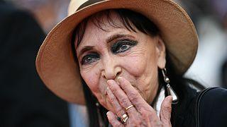 Anna Karina morreu este sábado em Paris vítima de cancro