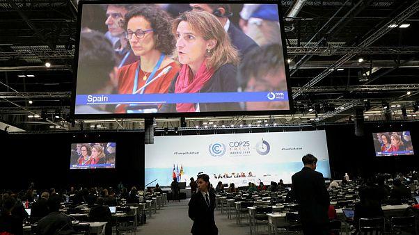 نشست مادرید از شکافی بزرگ میان حامیان محیط زیست و اقتصادهای بزرگ پرده برداشت