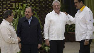 Concluye la Cumbre del Alba con llamamientos a la unidad y promesas de petróleo barato