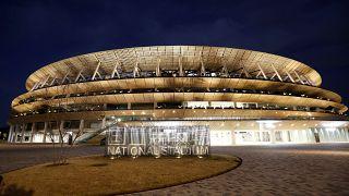 Hivatalosan is átadták a tokiói Olimpiai Stadiont