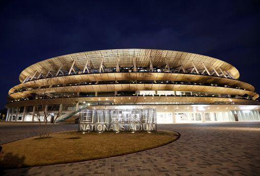Tokyo dévoile son nouveau stade olympique