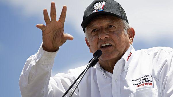 El presidente de México, Andrés Manuel López Obrador, en una foto de archivo