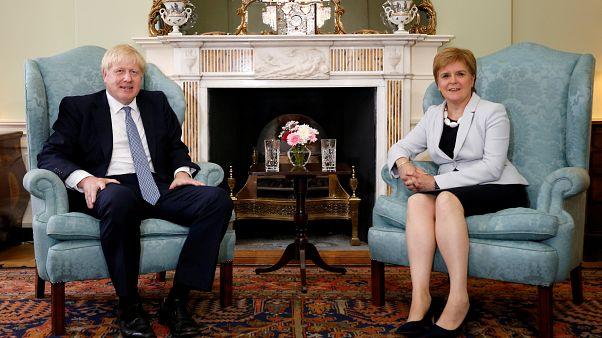 Шотландия добивается нового референдума