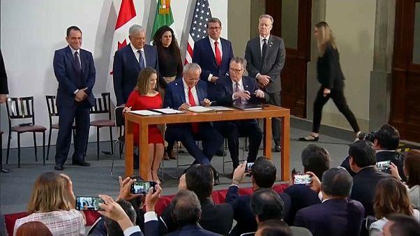 México protesta ante Estados Unidos por incluir inspectores en la ley auxiliar del acuerdo T-MEC