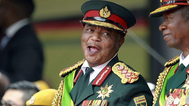 Başkan Yardımcısı General Constantino Chiwenga