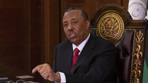Bingazi hükümeti Başbakanı Abdullah el-Sani