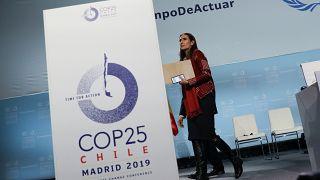 COP25 : un bilan décevant, loin de l'urgence climatique
