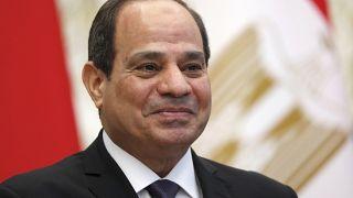 الرئيس المصري، عبد الفتاح السيسي