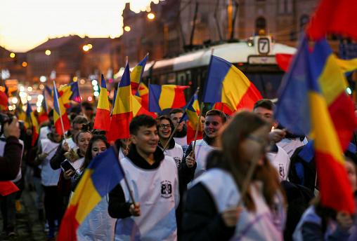 Romanian Freedom March commemorates those killed 30 years ago
