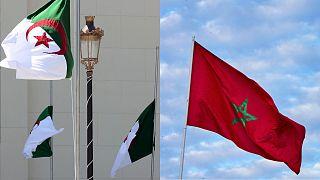 العلاقات الجزائرية المغربية