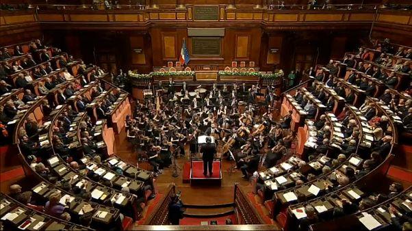 Concerto di Natale in Senato: la musica unisce l'emiciclo in un applauso bipartisan