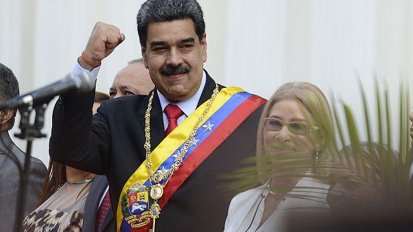 Мадуро сообщил, что выписан ордер на арест лидера оппозиции Гуайдо