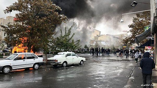 عفو بینالملل آخرین آمار کشتهشدگان اعتراضهای اخیر ایران را اعلام کرد
