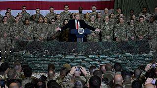 Trump, Afganistan'dan 4 bin Amerikan askerini çekmeyi planlıyor