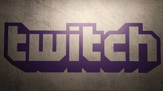 The logo of live streaming video platform Twitch is pictured at the Paris games week in Paris, Saturday, Nov. 4, 2017. (AP Photo/Christophe Ena)