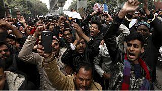 اعتراضهای هند؛ اعلام همبستگی هنرمندان بالیوود با دانشجویان مسلمان