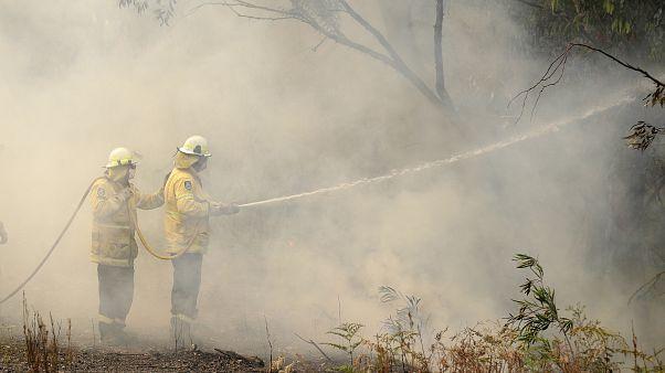 Τοξικό νέφος «έπνιξε» το Σίδνεϊ