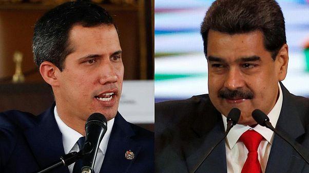 Venezuela Devlet Başkanı Nicolas Maduro, muhalif lider Juan Guaido hakkında tutuklama emri çıkarttı