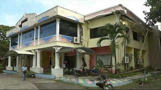 Сильное землетрясение на Филиппинах