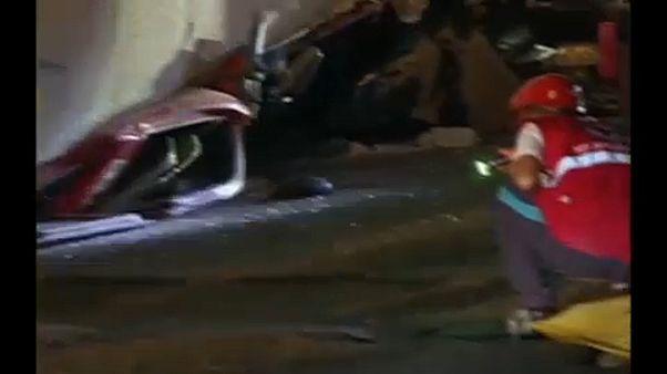 Újabb erős földrengés a Fülöp-szigeteken